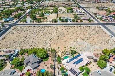 Las Vegas Residential Lots & Land For Sale: SE Corner Of North Grand Cyn And Regina Ave