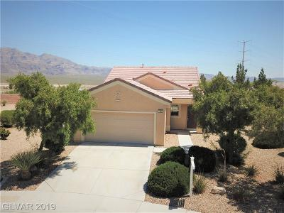 NORTH LAS VEGAS Single Family Home For Sale: 7960 Fantail Drive