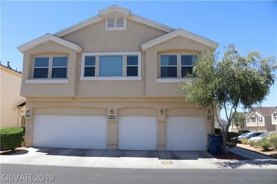 Las Vegas Condo/Townhouse For Sale: 3065 Gary Cooper Street #101