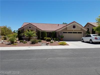 Sun City Summerlin Single Family Home For Sale: 8809 Stan Crest Drive
