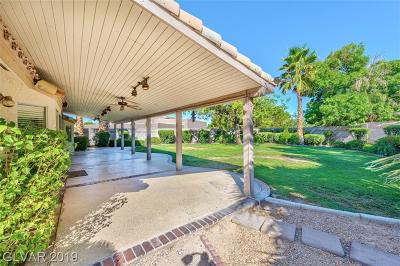 Las Vegas, Henderson Single Family Home For Sale: 2011 Pinion Springs Drive