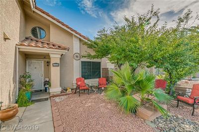 Las Vegas Single Family Home For Sale: 7409 Parnell Avenue