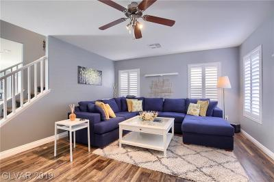 Las Vegas Single Family Home For Sale: 545 Warkworth Castle Avenue