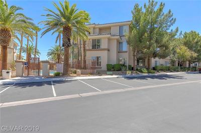 Spring Valley Rental For Rent: 7155 Durango Drive #303