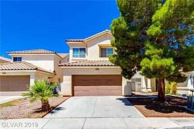 Las Vegas Single Family Home For Sale: 2315 Grannis Lane