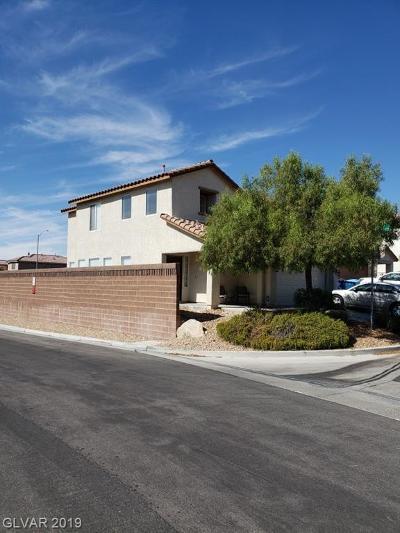 Las Vegas Single Family Home For Sale: 10353 Cherokee Corner Avenue