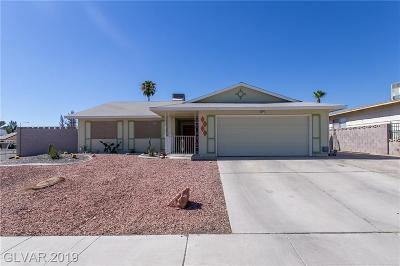 Las Vegas Single Family Home For Sale: 7301 Wandercloud Lane