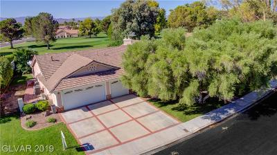 Boulder City Single Family Home For Sale: 803 Pebble Beach Drive