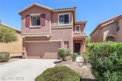 North Las Vegas Single Family Home For Sale: 5936 Victory Point Street