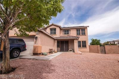 Las Vegas Single Family Home For Sale: 7842 Flat Creek Street