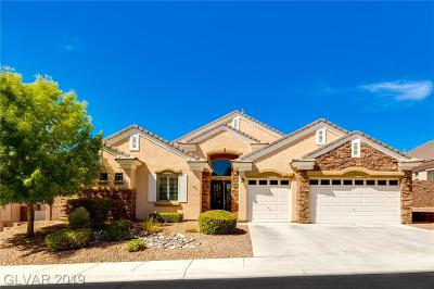 Henderson Single Family Home Under Contract - No Show: 2182 Montana Pine Drive