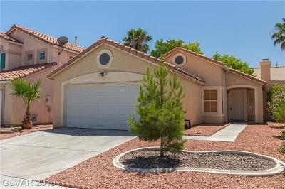 North Las Vegas Single Family Home For Sale: 1717 Council Bluff Lane
