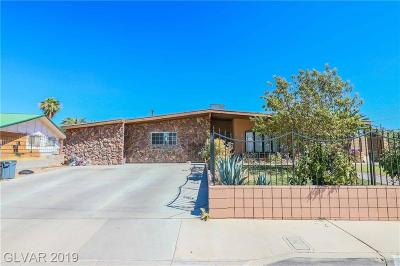 Las Vegas Single Family Home For Sale: 4846 Sorrento Street