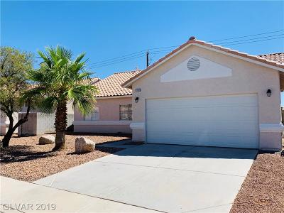 North Las Vegas Single Family Home For Sale: 5132 Rocky Bluff Street
