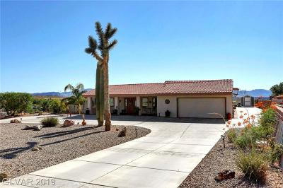 Boulder City Single Family Home For Sale: 1447 San Felipe Drive
