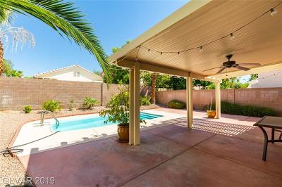 Las Vegas Single Family Home For Sale: 10058 Peach Flower Court