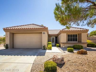 Sun City Summerlin Single Family Home For Sale: 2933 Royal Coach Court