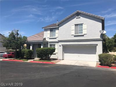 Centennial Hills Single Family Home For Sale: 6834 Relic Street