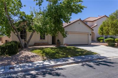 North Las Vegas Single Family Home For Sale: 1217 Cove Palisades Drive