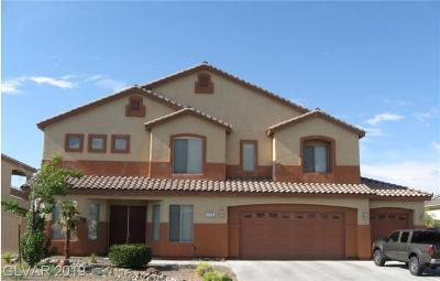 Las Vegas Single Family Home For Auction: 172 Wellspring Avenue