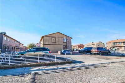 Las Vegas Multi Family Home For Sale: 1883 Fulstone Way