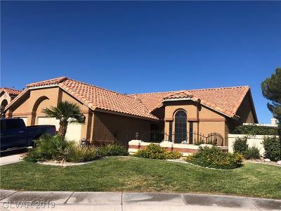 Henderson Single Family Home For Sale: 372 Sanctuary Court Court