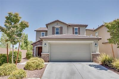 Las Vegas Single Family Home For Sale: 7044 Tidelands Park Court
