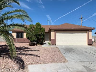 North Las Vegas Single Family Home For Sale: 2337 Fields Street