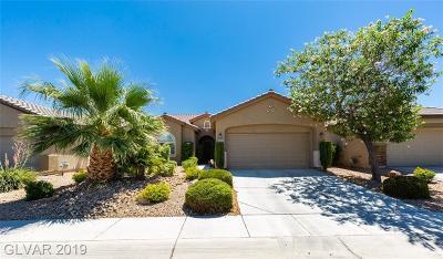 Sunrise Manor Single Family Home For Sale: 5979 Crossfield Avenue