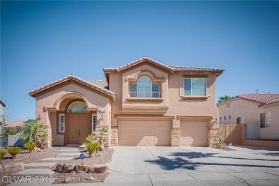 Las Vegas NV Single Family Home For Sale: $459,000
