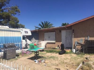 Las Vegas Single Family Home For Sale: 4912 Harmon Avenue