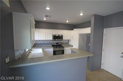 North Las Vegas Single Family Home Under Contract - Show: 1152 Maple Pines Avenue