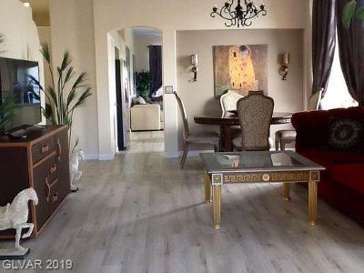 Las Vegas Rental For Rent: 10528 Prime View Court