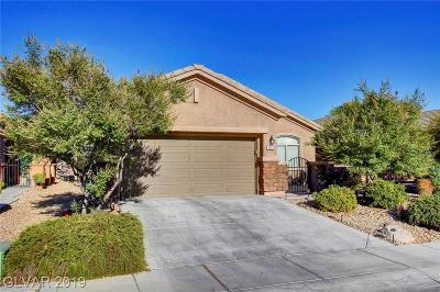 Las Vegas Single Family Home For Sale: 4028 Shetland Pony Street