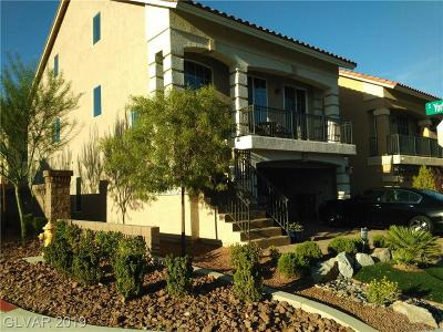 Las Vegas Single Family Home For Sale: 5344 Tartan Hill Avenue