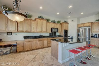 North Las Vegas Single Family Home For Sale: 6924 Auklet Lane
