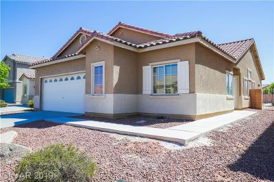 North Las Vegas NV Single Family Home For Sale: $259,888