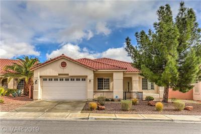 Clark County Single Family Home For Sale: 8324 Sedona Sunset Drive