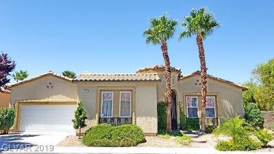 Las Vegas Single Family Home For Sale: 7749 Apache Cliff Street