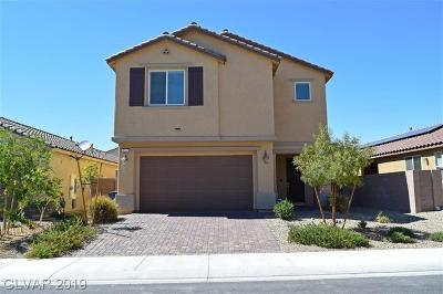 North Las Vegas Single Family Home For Sale: 6243 Orions Belt Peak Street