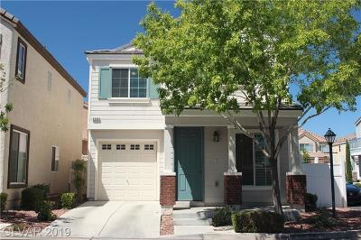 Las Vegas Single Family Home For Sale: 8209 Shaded Arbors Street