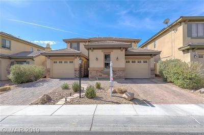 Las Vegas Single Family Home For Sale: 9037 Loggers Mill Avenue