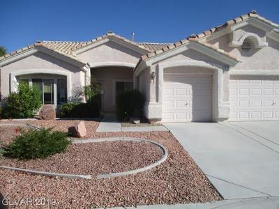 Centennial Hills Single Family Home For Sale: 7115 Wild Wave Drive