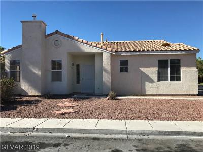 Las Vegas Single Family Home For Sale: 1048 Country Skies Avenue