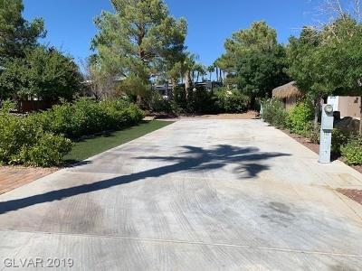 Las Vegas Residential Lots & Land For Sale: 8175 Arville Street #112