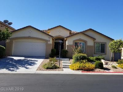 Centennial Hills Single Family Home For Sale: 7925 Brent Leaf Avenue