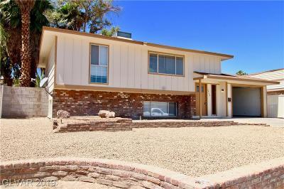 Paradise Single Family Home For Sale: 3939 Ventura Way