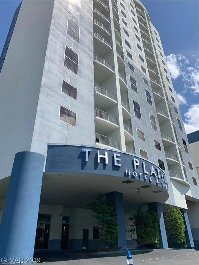 Platinum Resort Condo High Rise For Sale: 211 Flamingo Road #1411