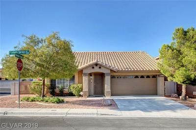 Centennial Hills Single Family Home For Sale: 9076 Leisure Springs Drive