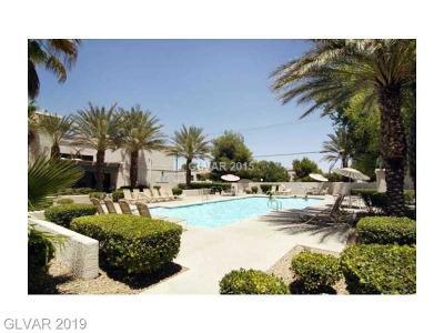 Las Vegas Condo/Townhouse For Sale: 5118 Jones Boulevard #205